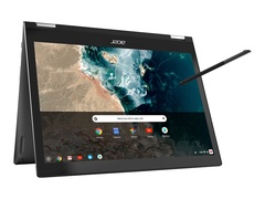 """Acer 13.3"""" 33.78cm Chromebook Spin 13 CP713-1WN-594K Grey i5-8250 QHD M-Touch 8GB - Core i5 - 1,6 GHz"""