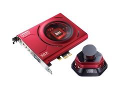 Creative Sound Blaster Zx - Soundkarte - 24-Bit