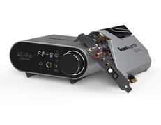 Creative Labs Sound Blaster AE-9 - 7.1 Kanäle - Eingebaut - 32 Bit - 129 dB - PCI-E