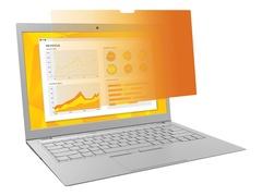 3M Blickschutzfilter Gold GF141W9B - Blickschutzfilter für Notebook - 35,8 cm Breitbild (14,1 Zoll Breitbild)