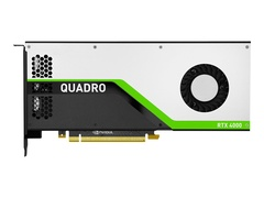 PNY NVIDIA Quadro RTX 4000 - Grafikkarten - Quadro RTX 4000