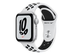 Apple Watch Nike SE (GPS) - 40 mm - Aluminium, Silber
