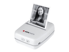 AgfaPhoto Realipix Pocket P - Drucker - s/w - Thermodirekt - Rolle (5,7 cm)