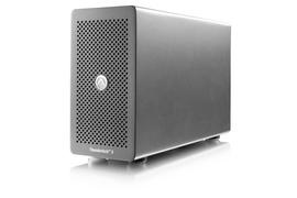Akitio Node Lite SSD enclosure Silber