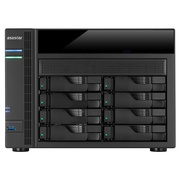 ASUS AS5008T - NAS - Intel® Celeron® - Schwarz