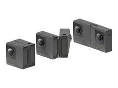 Arashi Insta360 EVO - 360° Action-Kamera - montierbar