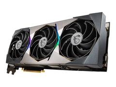 MSI GeForce RTX 3070 Ti SUPRIM X 8G - Grafikkarten