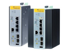 Allied Telesis AT IE300-12GT - Switch - L3 - managed