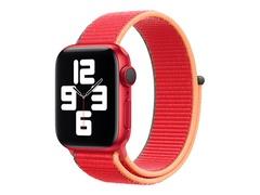Apple (PRODUCT) RED - Loop für Smartwatch - Normalgröße - Rot - Demo - für Watch (38 mm, 40 mm)