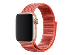 Apple 40mm Sport Loop - Uhrarmband - Regular - Nektarine - für Watch (38 mm, 40 mm)