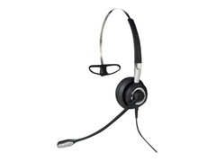 Jabra BIZ 2400 II USB Mono CC - Headset - On-Ear