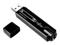 Fujitsu Slim USB DVB-T Basic - Digitaler TV-Empfänger/Radioempfänger