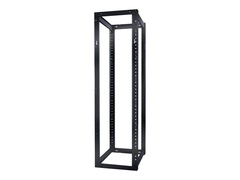 APC NetShelter 4 Post Open Frame Rack - Schrank
