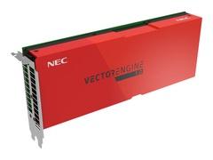 HPE NEC Vector Engine Accelerator Module - GPU-Rechenprozessor