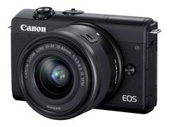 Canon EOS M200 - Digitalkamera - spiegellos - 24.1 MPix