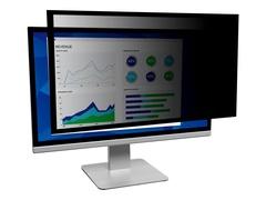 """3M Blickschutzfilter mit Rahmen für 24"""" Breitbild-Monitor - Blickschutzfilter für Bildschirme - 58,4 - 61 cm Breitbild (23"""" - 24"""" Breitbild)"""