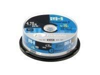 Intenso 25 x DVD+R - 4.7 GB 16x - mit Tintenstrahldrucker bedruckbare Oberfläche