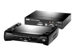 ATEN ALTUSEN DVI KVM Over IP Extender KE6900 (Transmitter and Receiver)