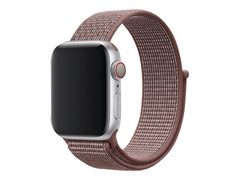 Apple 40mm Nike Sport Loop - Uhrarmband - Regular - Rauchige Malve - für Watch (38 mm, 40 mm)