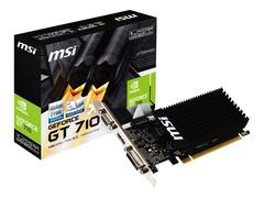 MSI GT 710 1GD3H LP - Grafikkarten - GF GT 710