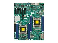 Supermicro X9DRD-iF - Motherboard - Erweitertes ATX