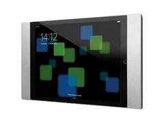 smart things sDock Fix Air - Wandhalterung für Tablett - verriegelbar - eloxiertes Aluminium, verstärkter Kunststoff - Schwarz - für Apple 9.7-inch iPad (5th generation, 6th generation)