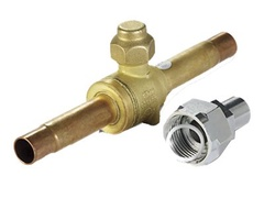 "APC Isolation Valve Assemblies 1/2"" ODF - Liquid"