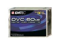 EMTEC DVC 60 - Mini DV - 5 x 60min