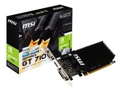 MSI GT 710 2GD3H LP - Grafikkarten - GF GT 710