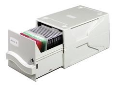 Durable MULTIMEDIA BOX I - Medien-Aufbewahrungsbox