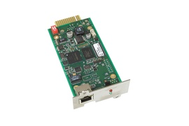 AEG SNMP - Network management card - 60 mm - 44 mm - 120 mm - 66 g