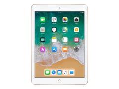 "Apple iPad 2018 9,7 128GB 4G G Gold Cellular 128 GB Gold - 9,7"" Tablet - A10 2,4 GHz 24,6cm-Display"