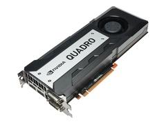 Fujitsu NVIDIA Quadro K6000 - Grafikkarten - Quadro K6000