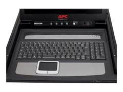 """APC LCD Console - KVM-Konsole - 43.2 cm (17"""")"""