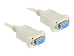 Cable Digital Network Extreme Networks 25-97593-01r Null-modem Serial Cable