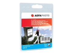 AgfaPhoto 10 ml - Schwarz - wiederaufbereitet - Tintenpatrone (Alternative zu: HP 21, HP C9351AE, HP C9351CE)