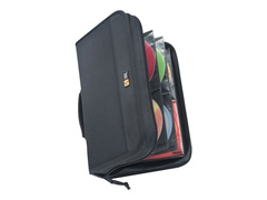 Case Logic CDW 92 - Tasche für CDs/DVDs - 92 CDs/DVDs