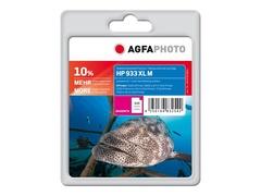 AgfaPhoto 110% - Magenta - Tintenpatrone (Alternative zu: HP 933XL, HP CN055AE)