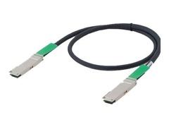 Allied Telesis AT-QSFP1CU - Netzwerkkabel - QSFP+ bis QSFP+