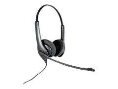 AGFEO Headset 1500 Duo - Headset - On-Ear - kabelgebunden