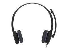 Logitech Stereo H151 - Headset - On-Ear - kabelgebunden