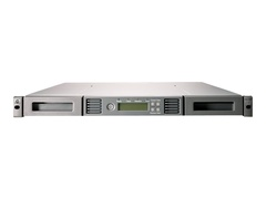 HP Enterprise StoreEver 1/8 G2 Ultrium 6250 - Tape Autoloader - 20 TB / 50 TB - Steckplätze: 8 - LTO Ultrium (2.5 TB / 6.25 TB)
