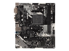 ASRock A320M-HDV R4.0 - Motherboard - micro ATX - Socket AM4 - AMD A320 - USB 3.1 Gen 1 - Gigabit LAN - Onboard-Grafik (CPU erforderlich)