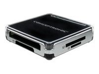 Conceptronic USB 2.0 All in One memory card reader/writer - Kartenleser - All-in-one (Multi-Format)