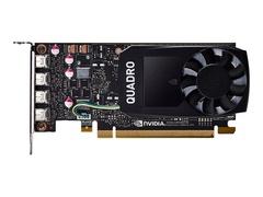 PNY NVIDIA Quadro P1000 - Grafikkarten - Quadro P1000