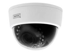 Assmann DIGITUS Plug&View OptiDome DN-16038 - Netzwerk-Überwachungskamera - Kuppel - Farbe (Tag&Nacht)