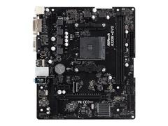 ASRock A320M-DVS R3.0 - Motherboard - micro ATX - Socket AM4 - AMD A320 - USB 3.1 Gen 1 - Gigabit LAN - Onboard-Grafik (CPU erforderlich)