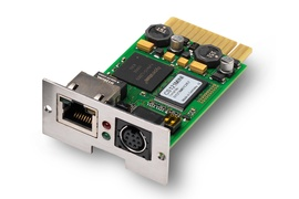 AEG SNMP mini - Network management card - Schnelles Ethernet - 10,100 Mbit/s - 26 mm - 42 mm - 80 mm
