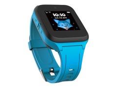 """Alcatel TCL Movetime Family Watch MT40 - Intelligente Uhr mit Band - Gummi - Handgelenkgröße: 135-200 mm - Anzeige 3.3 cm (1.3"""")"""