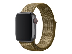 Apple 40mm Nike Sport Loop - Uhrarmband - Normal - olive flak - für Watch (38 mm, 40 mm)